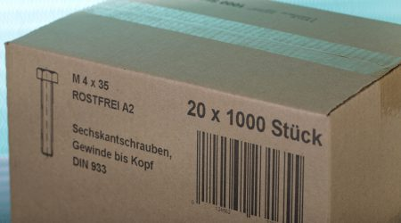 Direct printen op kartonnen dozen met Markoprint inkjet printer
