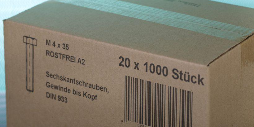 Direct printen op kartonnen dozen met Markoprint inkjet printer