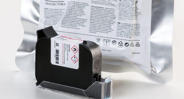 Markoprint inkjet printer catridge