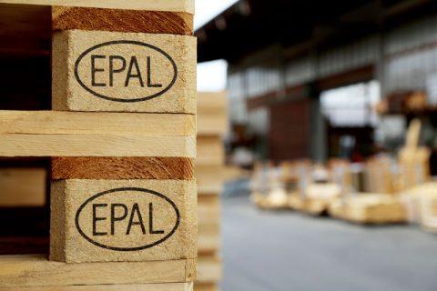 EUR-palletmarkering