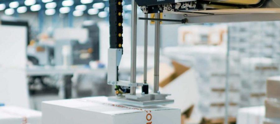 Système étiquetage automatique