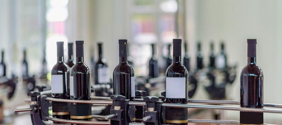wijn etiket